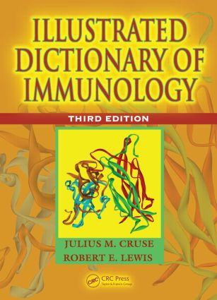 Illustrated Dictionary of Immunology: 3rd Edition (Hardback) book cover