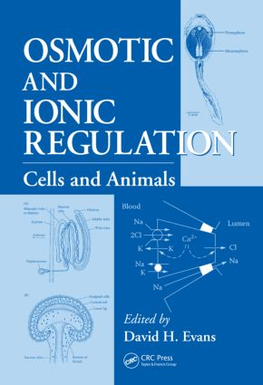 Osmotic and Ionic Regulation: Cells and Animals, 1st Edition (Hardback) book cover