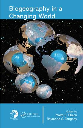 Biogeography in a Changing World (Hardback) book cover