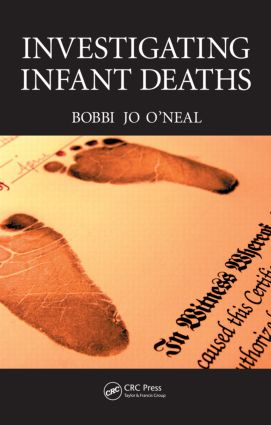 Investigating Infant Deaths: 1st Edition (Hardback) book cover