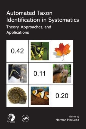 Automated Taxon Identification in Systematics: Theory, Approaches and Applications book cover
