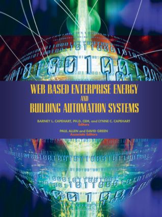 Web Based Enterprise Energy and Building Automation Systems: Design and Installation, 1st Edition (Hardback) book cover