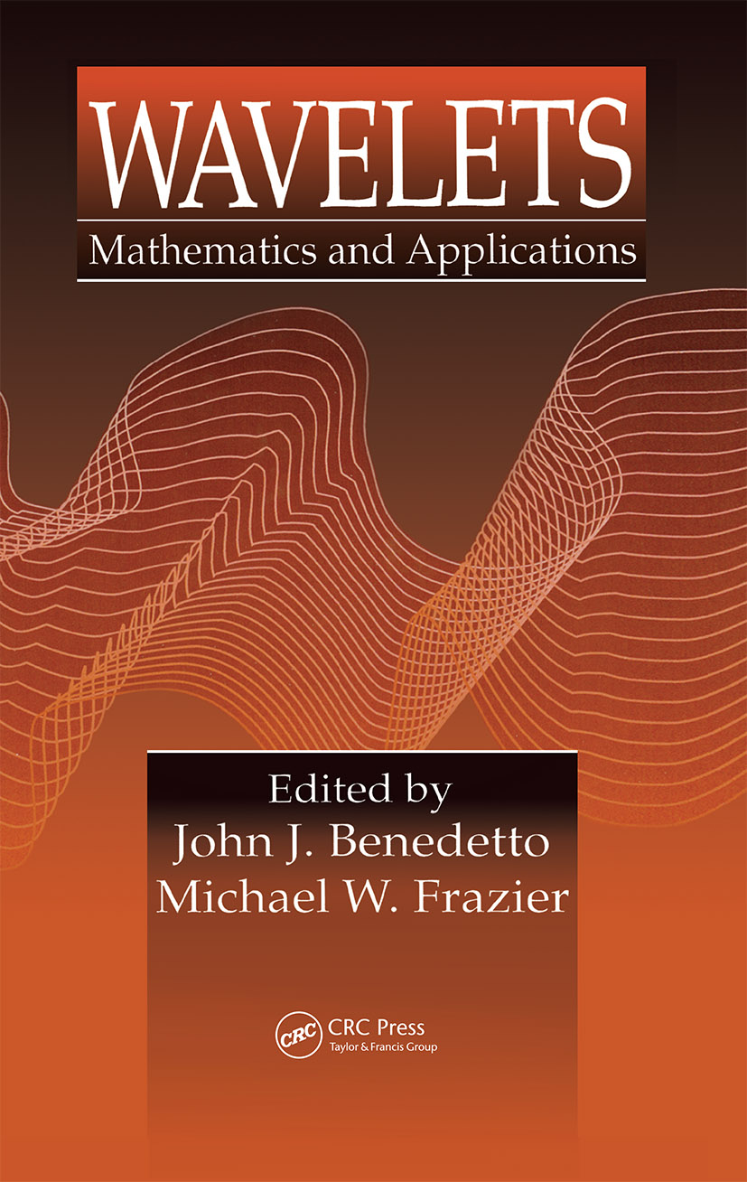 Wavelets: Mathematics and Applications book cover