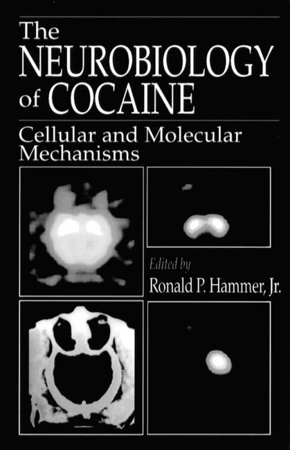 The Neurobiology of Cocaine: Cellular and Molecular Mechanisms, 1st Edition (Hardback) book cover