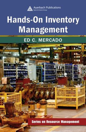 Hands-On Inventory Management: 1st Edition (Hardback) book cover