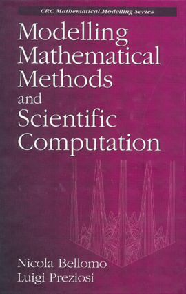 Modelling Mathematical Methods and Scientific Computation: 1st Edition (Hardback) book cover