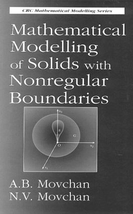 Mathematical Modelling of Solids with Nonregular Boundaries: 1st Edition (Hardback) book cover