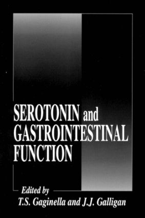 Serotonin and Gastrointestinal Function book cover