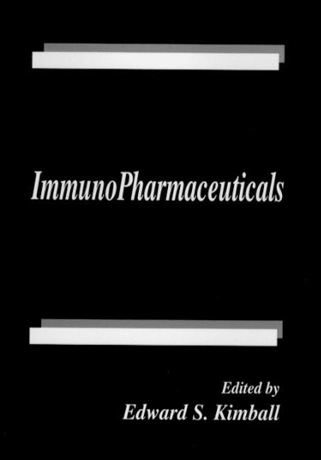 ImmunoPharmaceuticals book cover