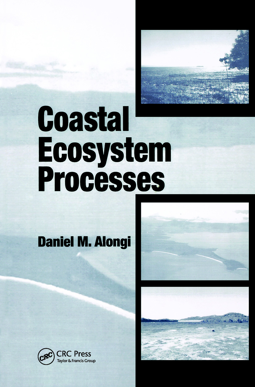 Coastal Ecosystem Processes: 1st Edition (Hardback) book cover