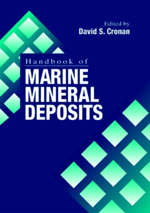Handbook of Marine Mineral Deposits book cover