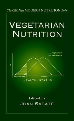 Vegetarian Nutrition: 1st Edition (Hardback) book cover