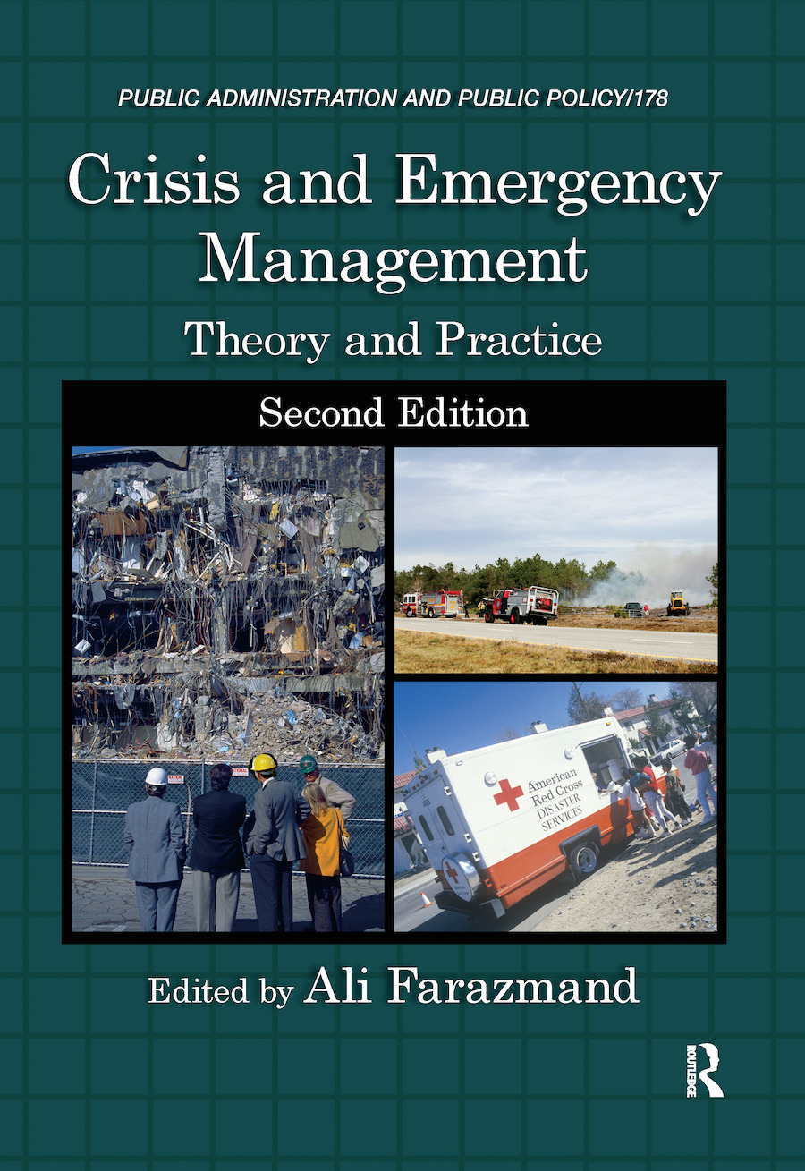 Crisis and Emergency Management: Theory and Practice, Second Edition, 2nd Edition (Hardback) book cover