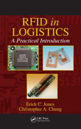 RFID in Logistics: A Practical Introduction (Hardback) book cover