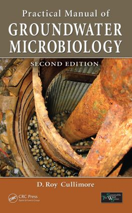 Practical Manual of Groundwater Microbiology: 2nd Edition (Hardback) book cover