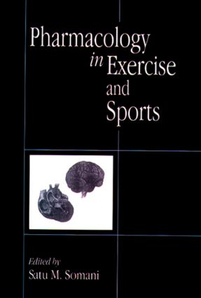 Pharmacology in Exercise and Sports book cover