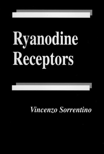 Ryanodine Receptors: G Protein-Coupled Receptors book cover