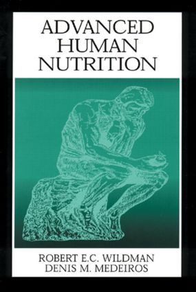 Advanced Human Nutrition: 1st Edition (Hardback) book cover