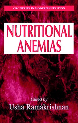 Nutritional Anemias book cover