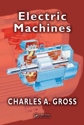 Electric Machines: 1st Edition (Hardback) book cover
