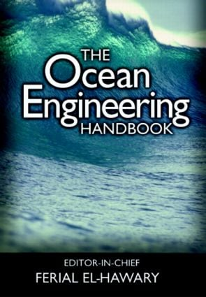 The Ocean Engineering Handbook: 1st Edition (Hardback) book cover