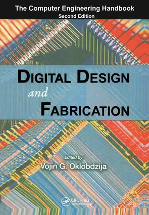 Digital Design and Fabrication: 1st Edition (Hardback) book cover