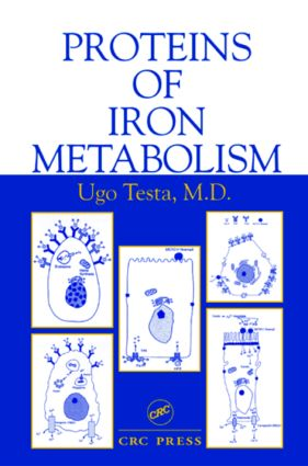 Proteins of Iron Metabolism: 1st Edition (Hardback) book cover