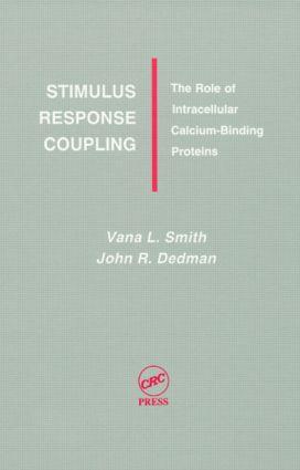 Stimulus Response Coupling: 1st Edition (Hardback) book cover
