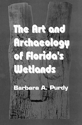 The Art and Archaeology of Florida's Wetlands: 1st Edition (Hardback) book cover