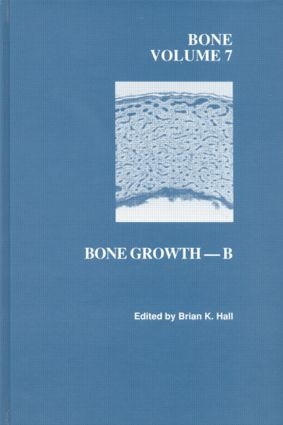 Bone, Volume VII: A Treatise, 1st Edition (Hardback) book cover