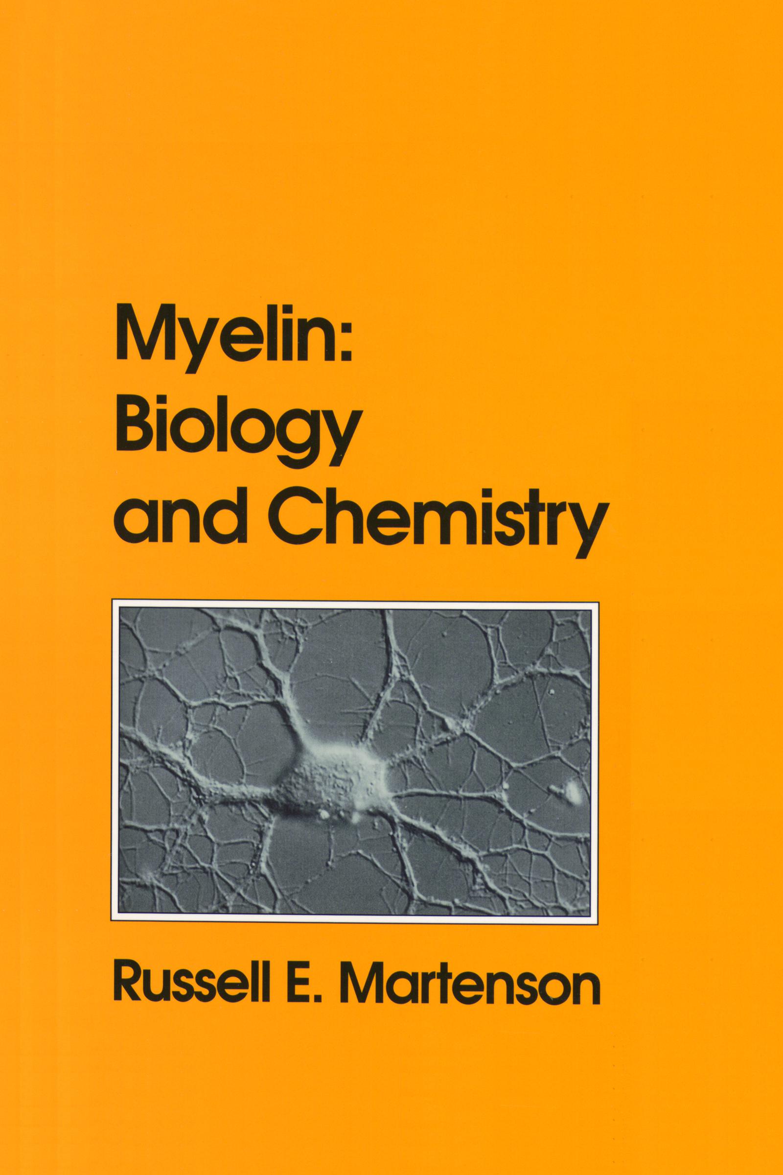 Myelin: 1st Edition (Hardback) book cover