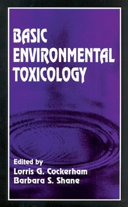 Basic Environmental Toxicology: 1st Edition (Hardback) book cover