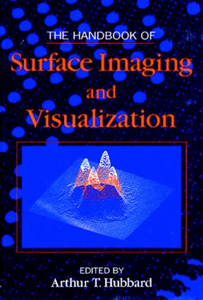 The Handbook of Surface Imaging and Visualization: 1st Edition (Hardback) book cover