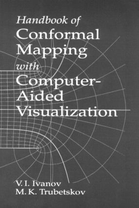 Handbook of Conformal Mapping with Computer-Aided Visualization: 1st Edition (Hardback) book cover