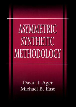 Asymmetric Synthetic Methodology: 1st Edition (Hardback) book cover
