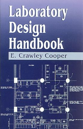 Laboratory Design Handbook: 1st Edition (Hardback) book cover