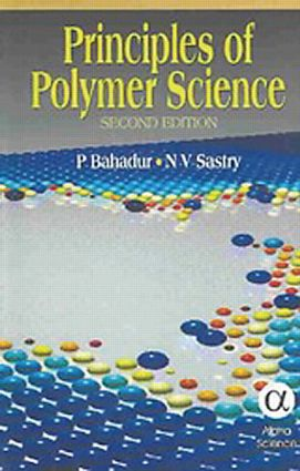 Principles of Polymer Science, Second Edition: 2nd Edition (Hardback) book cover