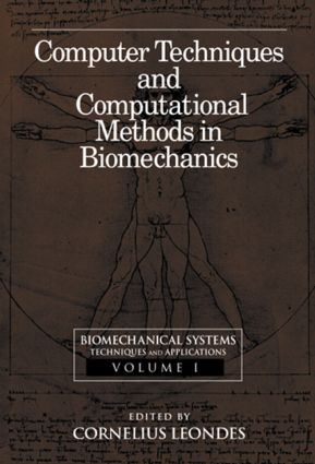 Biomechanical Systems: Techniques and Applications, Four Volume Set, 1st Edition (Hardback) book cover