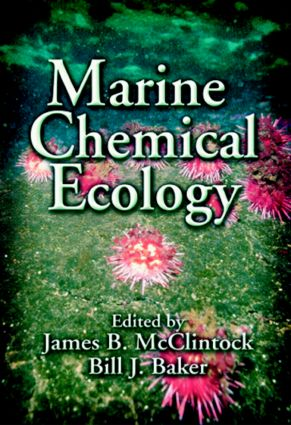 Marine Chemical Ecology: 1st Edition (Hardback) book cover