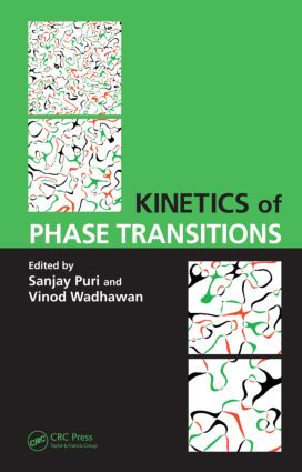Kinetics of Phase Transitions: 1st Edition (Hardback) book cover