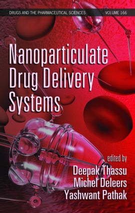 Nanoparticulate Drug Delivery Systems: 1st Edition (Hardback) book cover