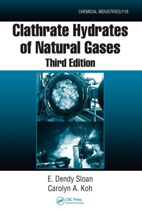 Clathrate Hydrates of Natural Gases book cover