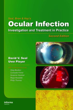 Ocular Infection: Investigation and Treatment in Practice, 2nd Edition (Hardback) book cover