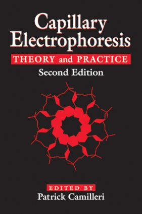 Capillary Electrophoresis: Theory and Practice, Second Edition, 2nd Edition (Hardback) book cover