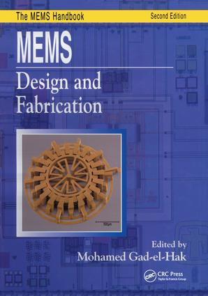 MEMS: Design and Fabrication book cover