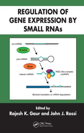 Regulation of Gene Expression by Small RNAs (Hardback) book cover