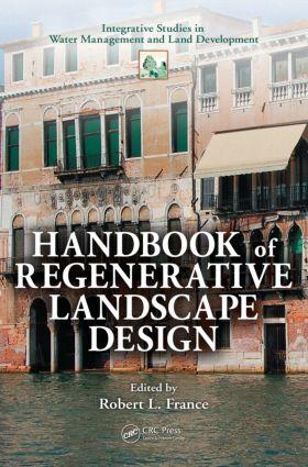 Handbook of Regenerative Landscape Design (Hardback) book cover