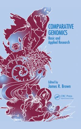 Comparative Genomics: Basic and Applied Research, 1st Edition (Hardback) book cover