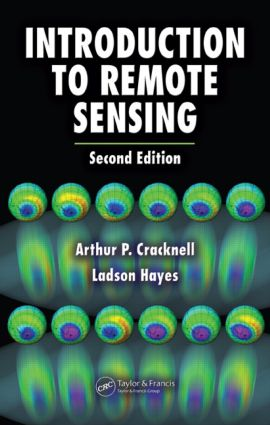 Introduction to Remote Sensing: 2nd Edition (Hardback) book cover