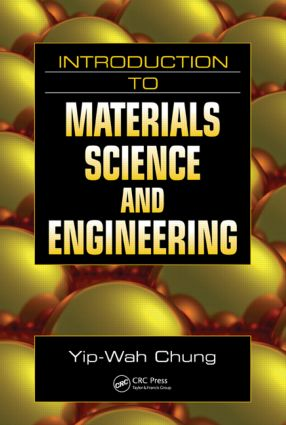 Introduction to Materials Science and Engineering: 1st Edition (Hardback) book cover